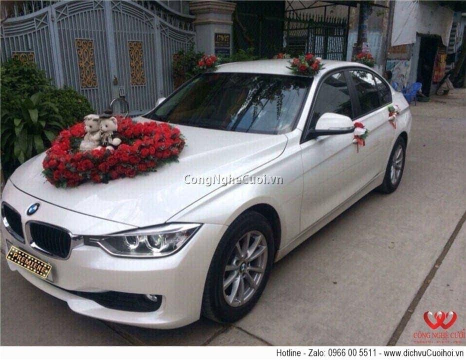 Cho thuê xe cưới - BMW 320i