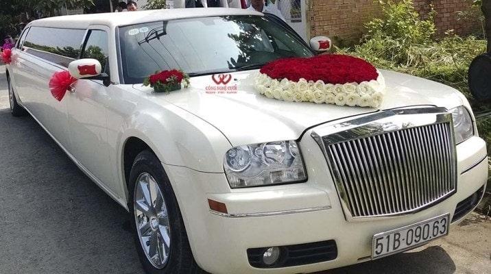 Cho thuê xe cưới cao cấp