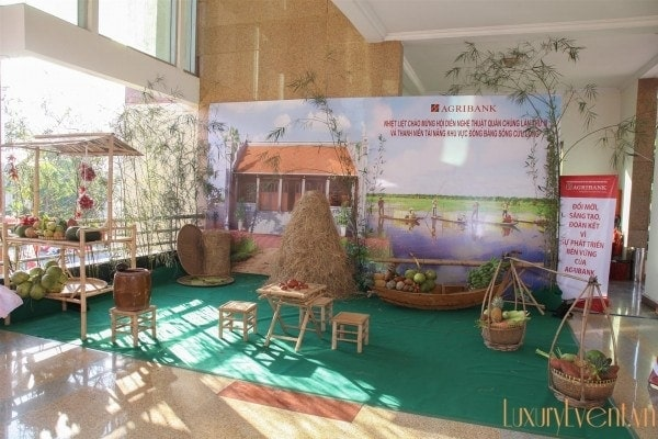LuxuryEvent.vn - Tổ chức sự kiện Agribank hội diễn văn nghệ lần 3, khu vực đồng bằng sông Cửu Long