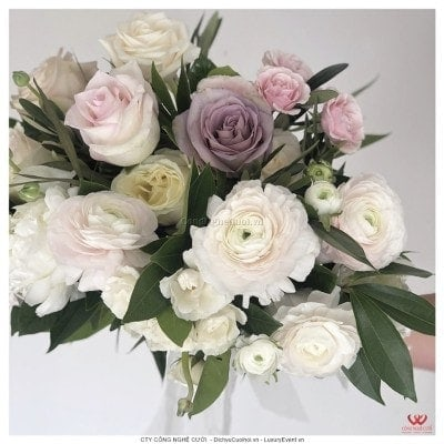100+ Mẫu hoa cưới đẹp theo xu hướng