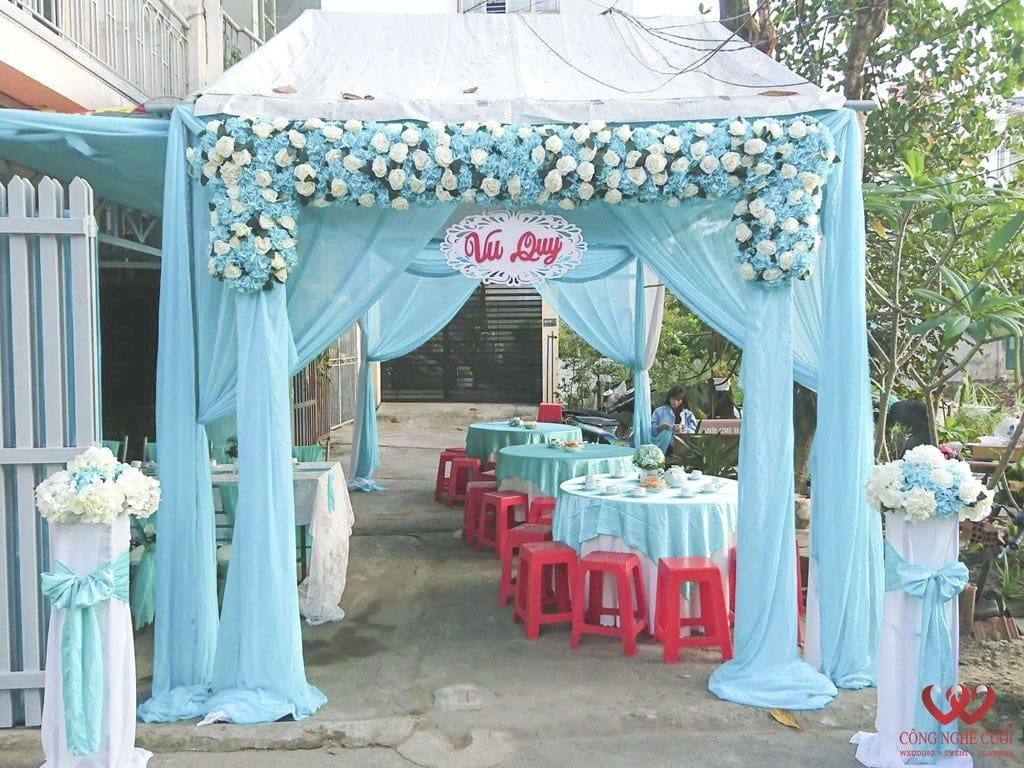 Nhà bạt đám cưới