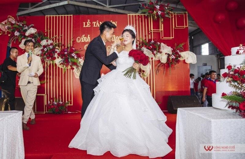 Tổ chức đám cưới trọn gói